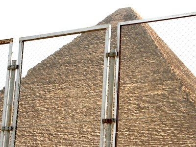 APS is proud to have provided the Flexiguard with Multisys perimeter detection system for the ancient Pyramids in Giza.