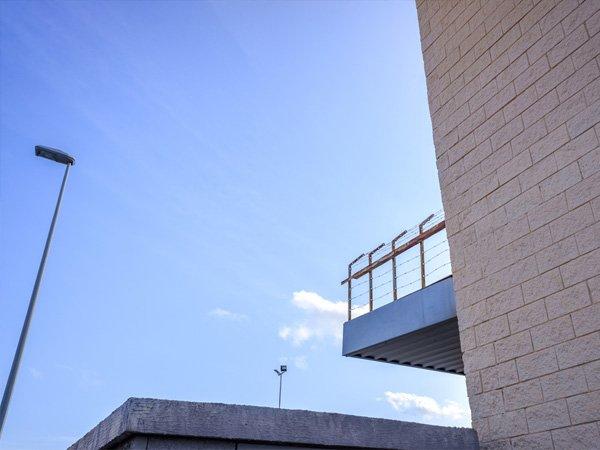 Non-lethal Electric Fence Prison Retrofit Application
