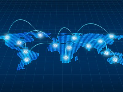 Worldwide Network of APS Distributors